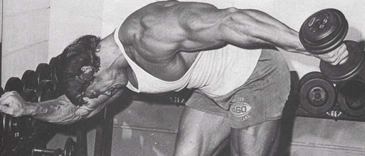 Guide du kickback triceps