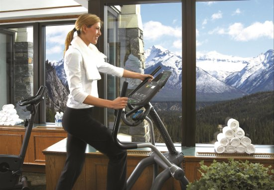 fairmont banff springs musculation