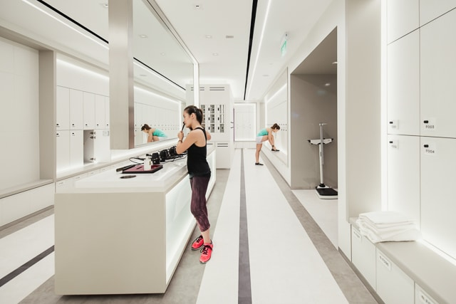 vestiaire fitness virgin active tanjong pagar