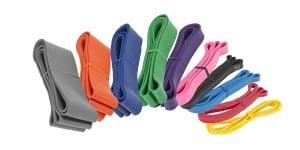 bande elastique musculation