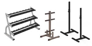 supports et rack de musculation